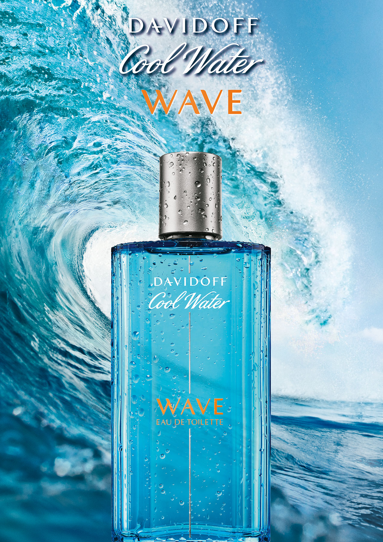 Cool Water Wave Davidoff Cologne A New Fragrance For Men