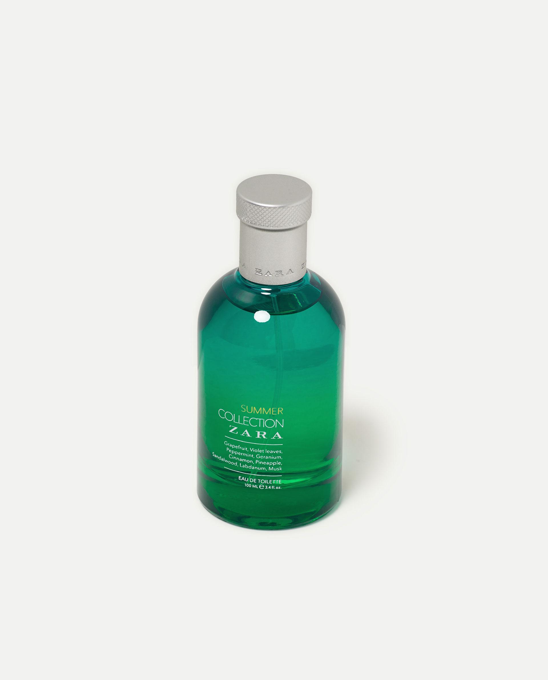 summer collection zara zara cologne un nouveau parfum pour homme 2017. Black Bedroom Furniture Sets. Home Design Ideas