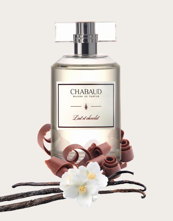 lait et chocolat chabaud maison de parfum perfume a fragrance for women and men 2017. Black Bedroom Furniture Sets. Home Design Ideas