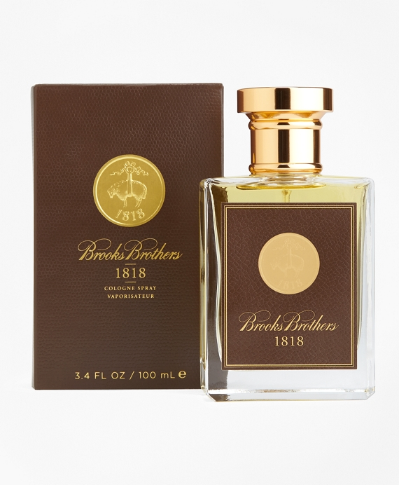 1818 signature cologne brooks brothers cologne un parfum pour homme 2010. Black Bedroom Furniture Sets. Home Design Ideas