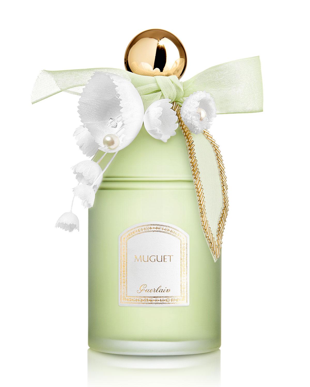 muguet 2017 guerlain perfume a new fragrance for women 2017. Black Bedroom Furniture Sets. Home Design Ideas