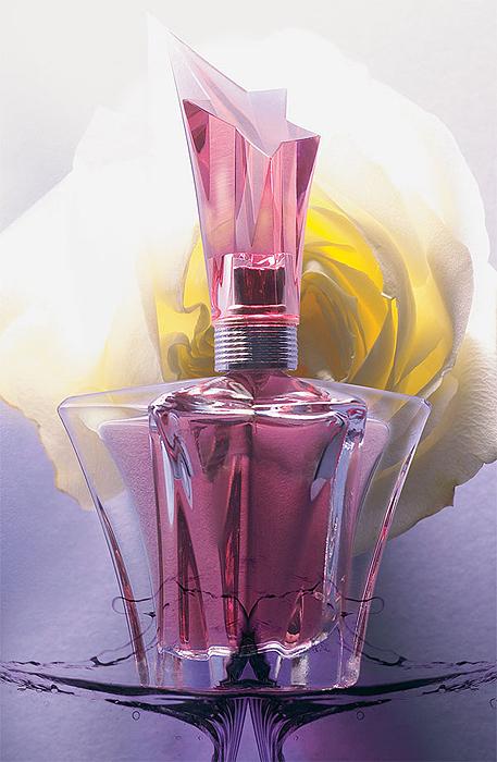 Rose Vanilla Perfume: La Rose Angel Mugler Perfume
