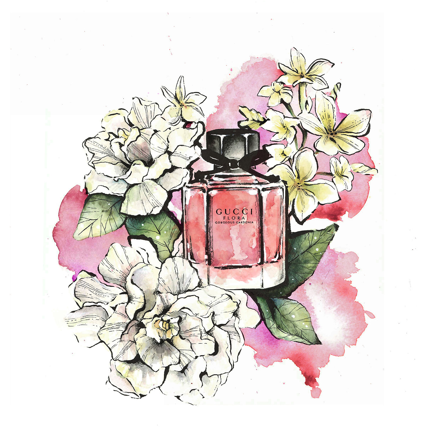 Flora Gorgeous Gardenia Limited Edition Gucci Perfume A New
