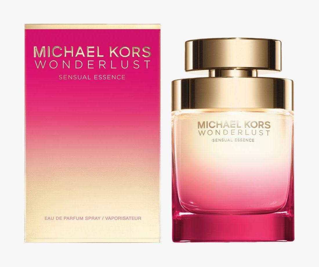 wonderlust sensual essence michael kors perfume a new. Black Bedroom Furniture Sets. Home Design Ideas