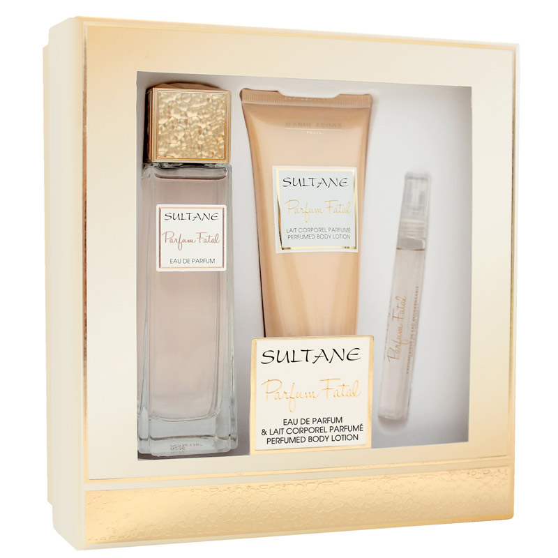 Exceptionnel Sultane Parfum Fatal Jeanne Arthes perfume - a new fragrance for  ZD59