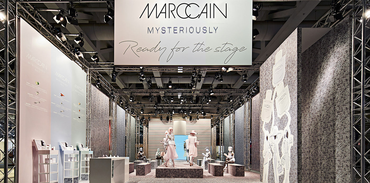 mysteriously no 1 marc cain perfume a new fragrance for. Black Bedroom Furniture Sets. Home Design Ideas