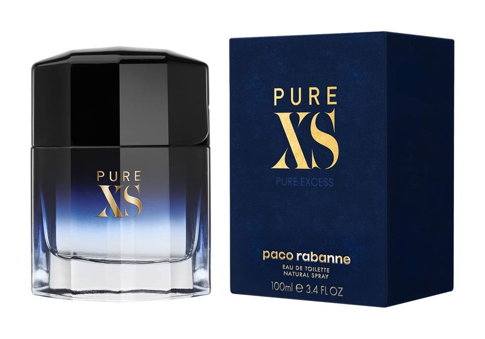 pure xs paco rabanne cologne a new fragrance for men 2017. Black Bedroom Furniture Sets. Home Design Ideas