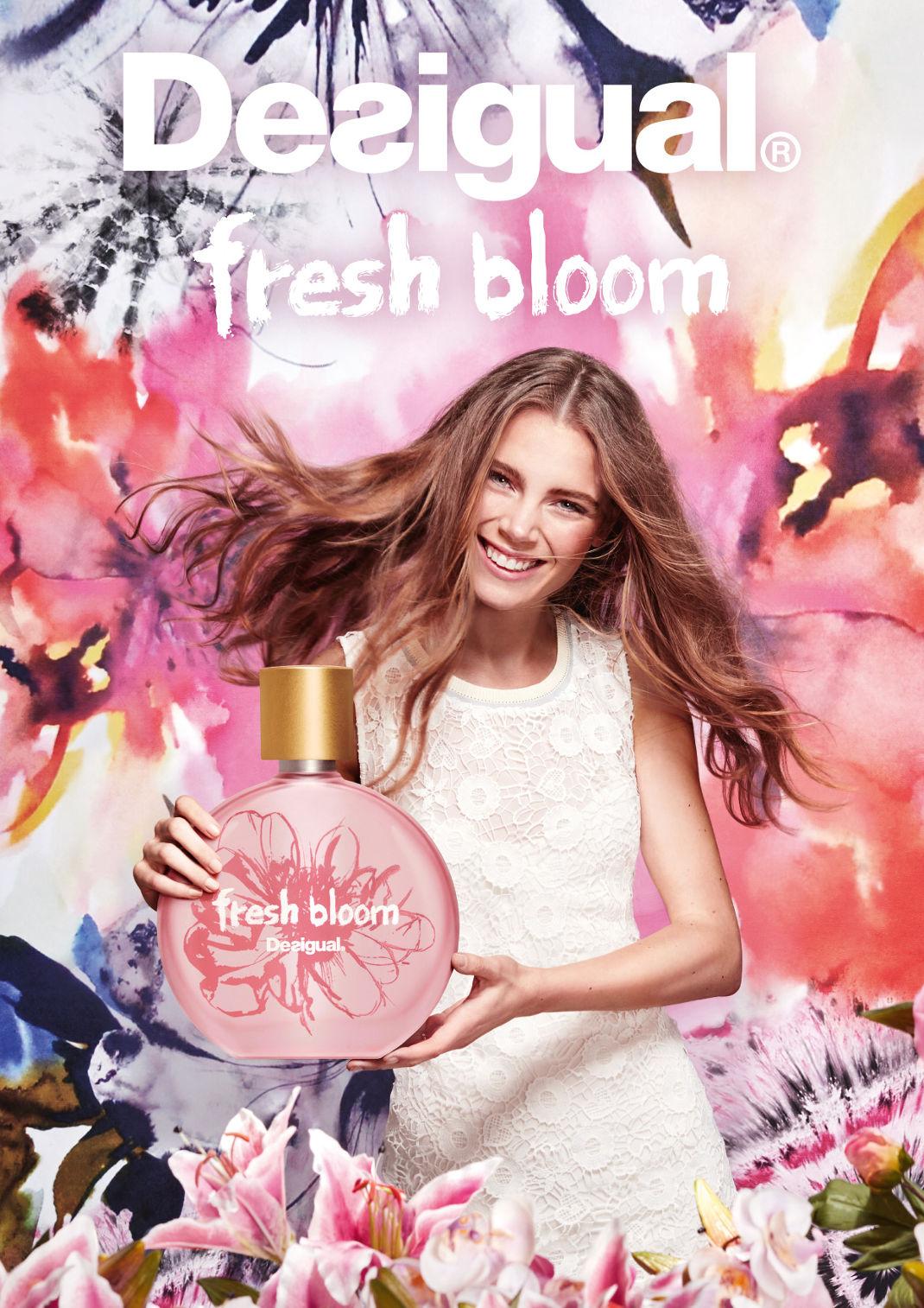 Freshly On Board Maira Moura Elite Model Management In: A New Fragrance For Women 2017