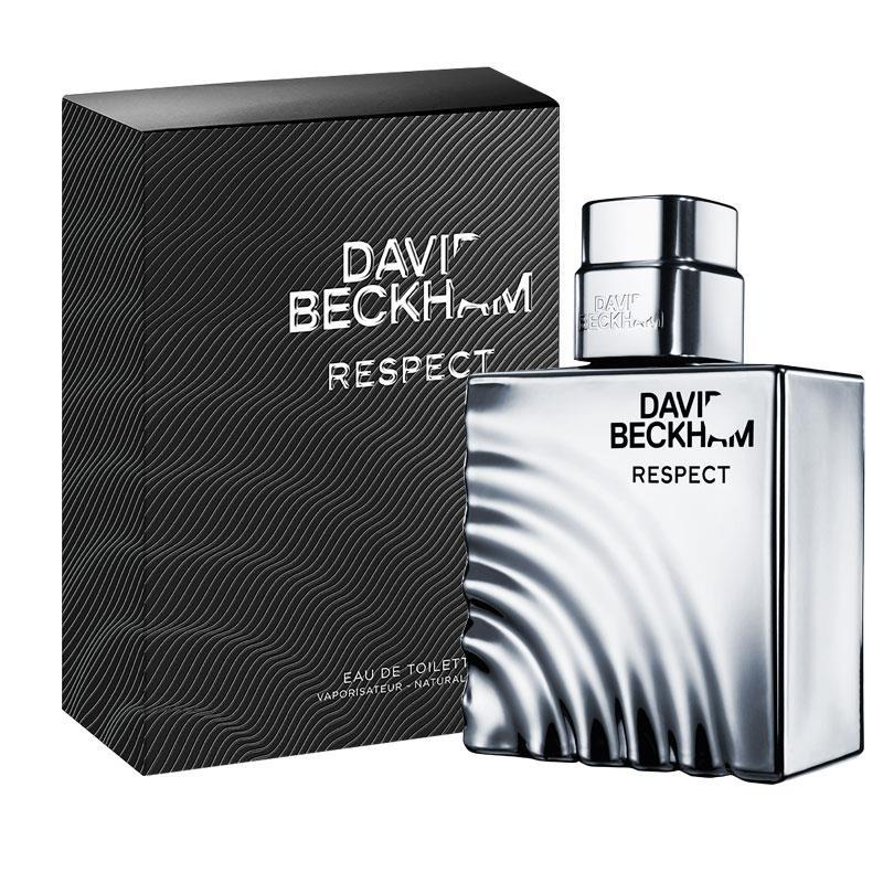 Respect David Beckham ... David Beckham Cologne
