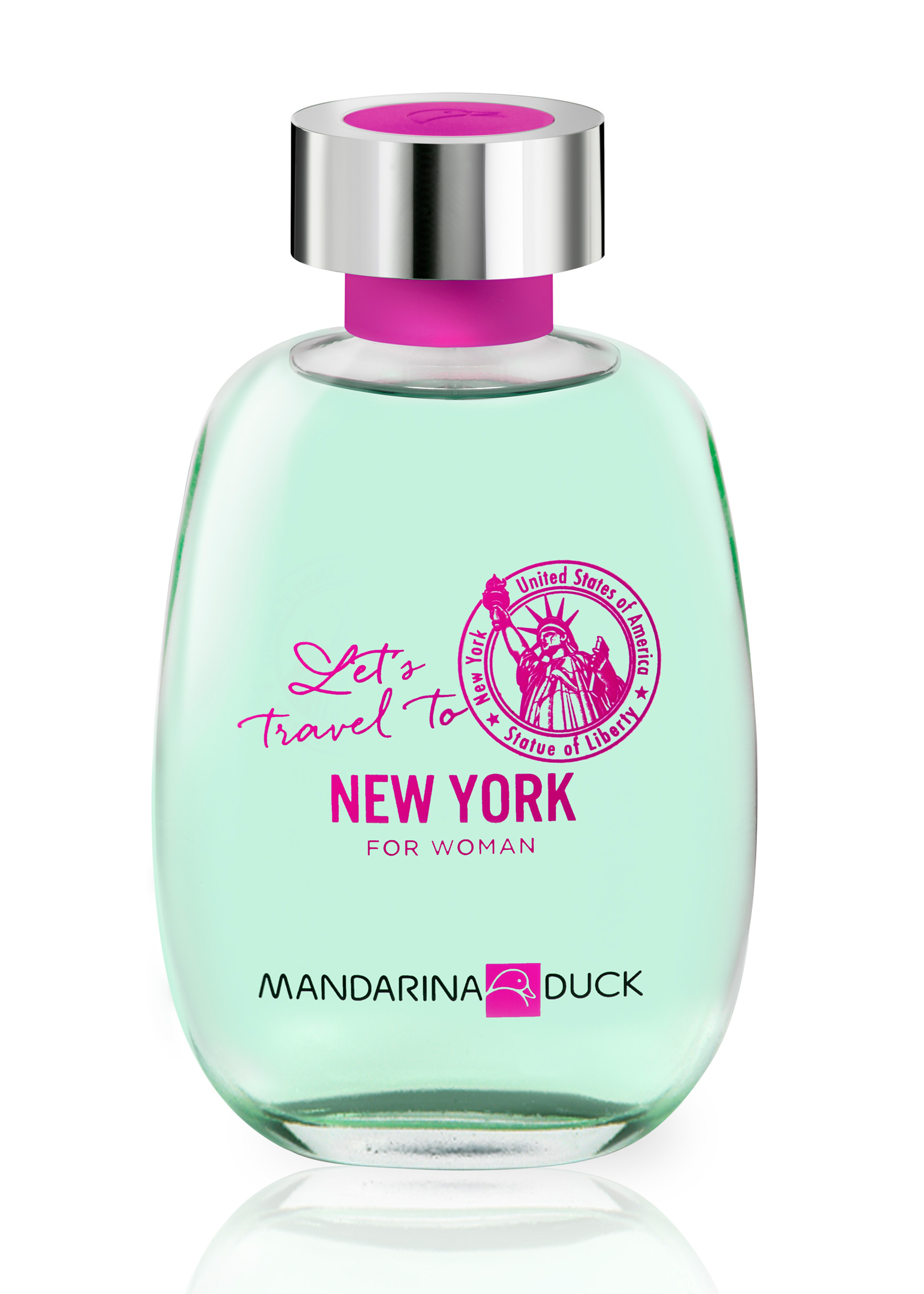 Let s travel to new york for woman mandarina duck perfume for Mandarina duck perfume