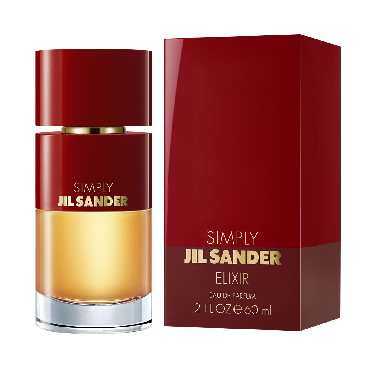 new jil sander simply jil sander elixir for women. Black Bedroom Furniture Sets. Home Design Ideas