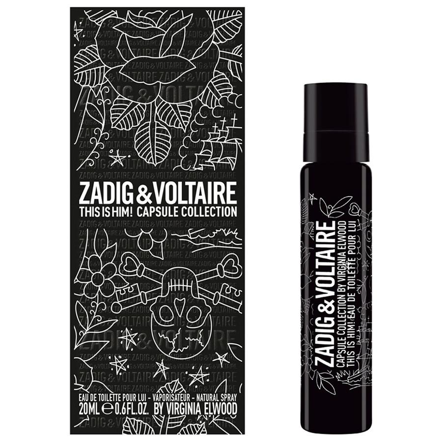 capsule collection this is him zadig voltaire cologne un nouveau parfum pour homme 2017. Black Bedroom Furniture Sets. Home Design Ideas