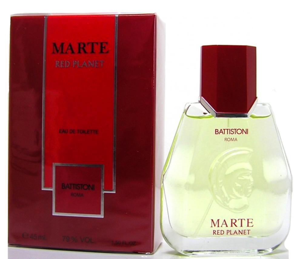 marte red planet battistoni cologne a fragrance for men. Black Bedroom Furniture Sets. Home Design Ideas