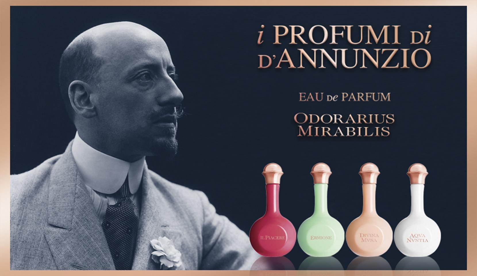 Ermione i profumi di d 39 annunzio parfum ein neues parfum for Sedia di d annunzio