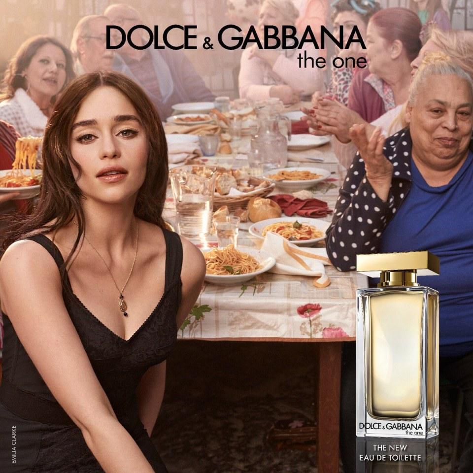 The One Eau De Toilette Dolce Amp Gabbana Perfume A Novo