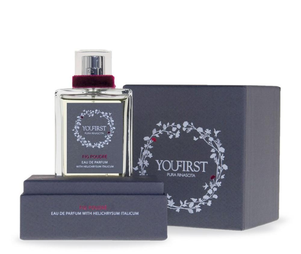 fig poudre you first pura rinascita parfum un parfum pour homme et femme 2015. Black Bedroom Furniture Sets. Home Design Ideas