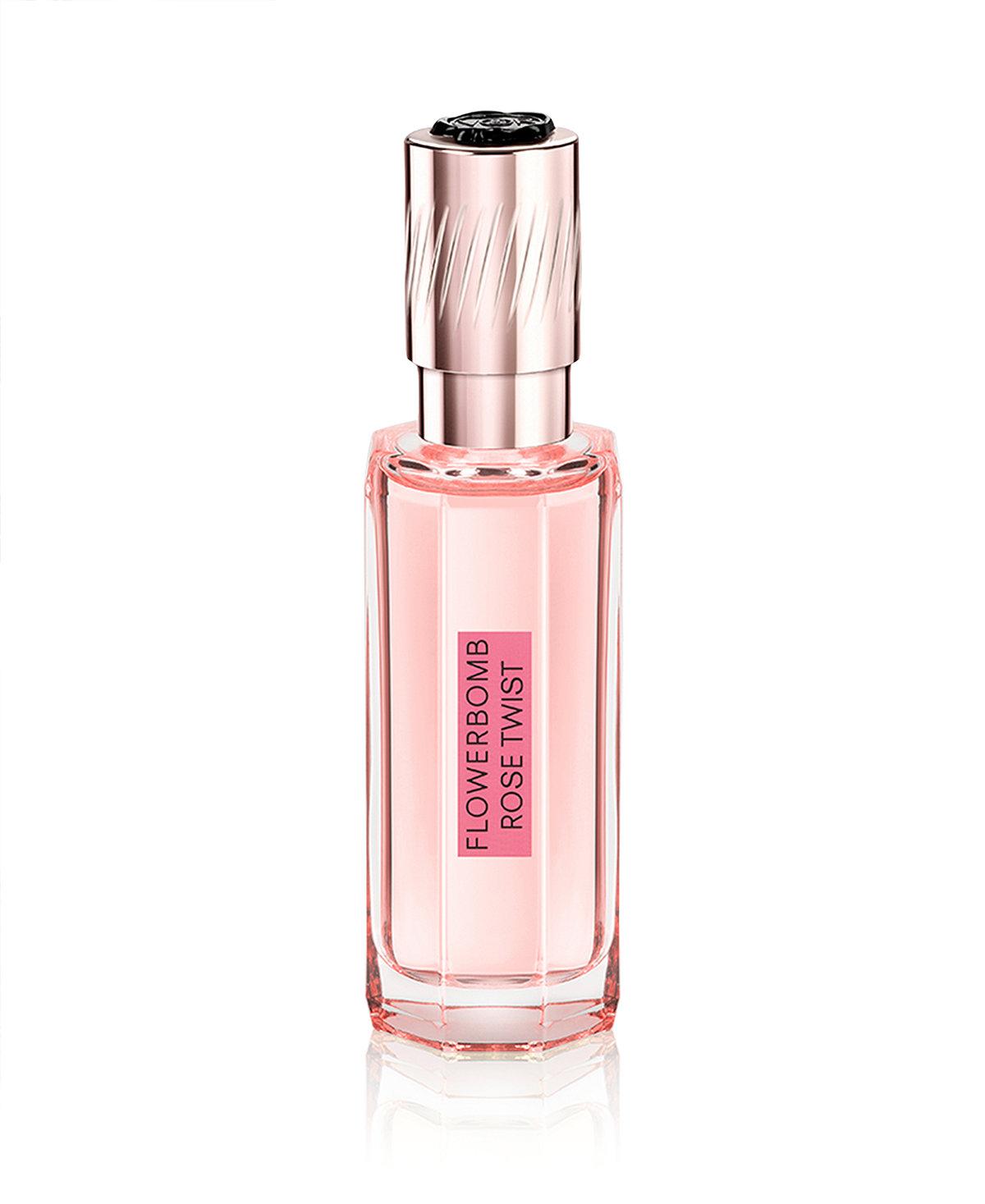 Flower Twist Rose Viktor&Rolf perfume a new fragrance for women 2017