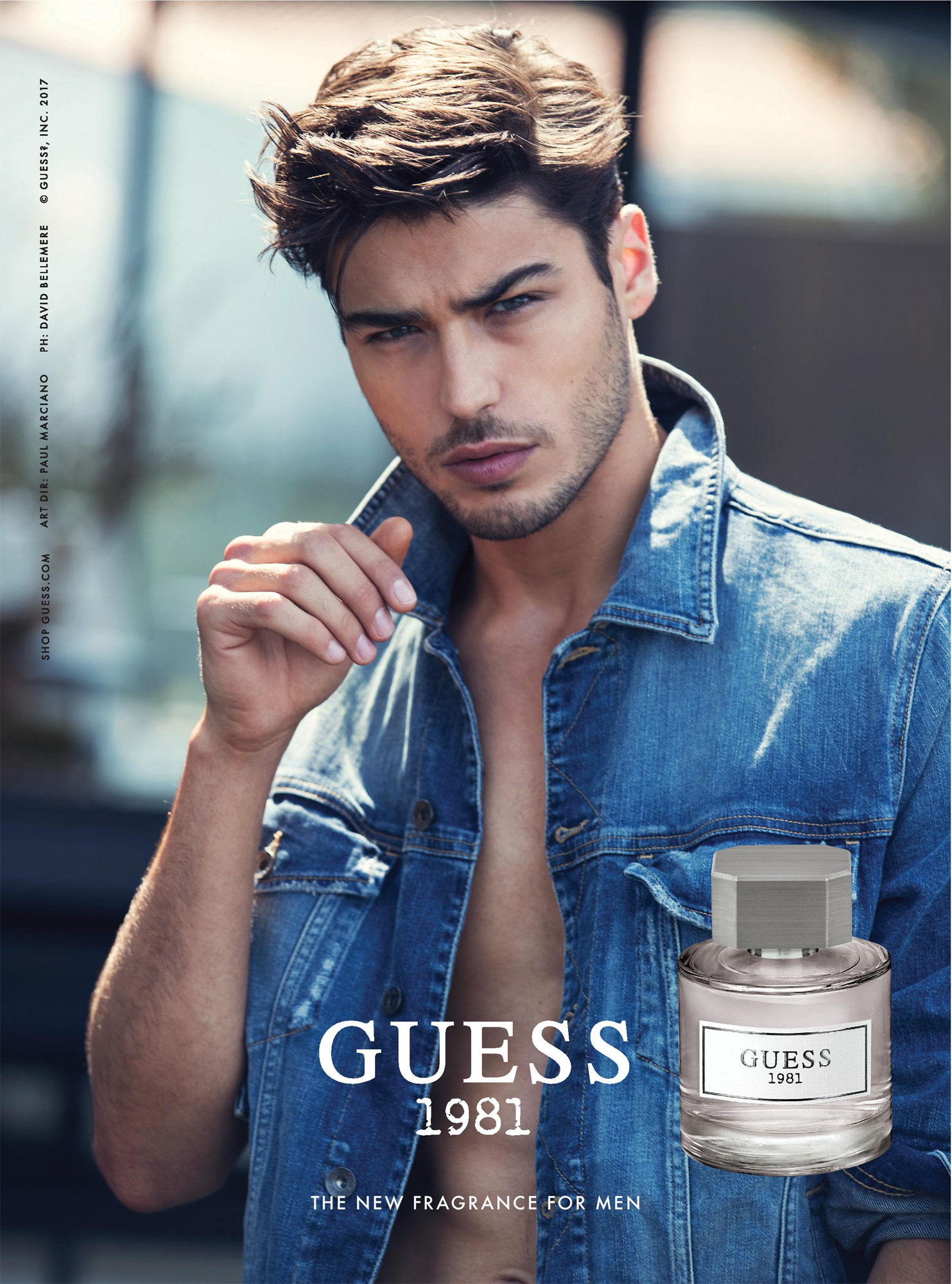 Guess 1981 for Men Guess cologne - a new fragrance for men ...