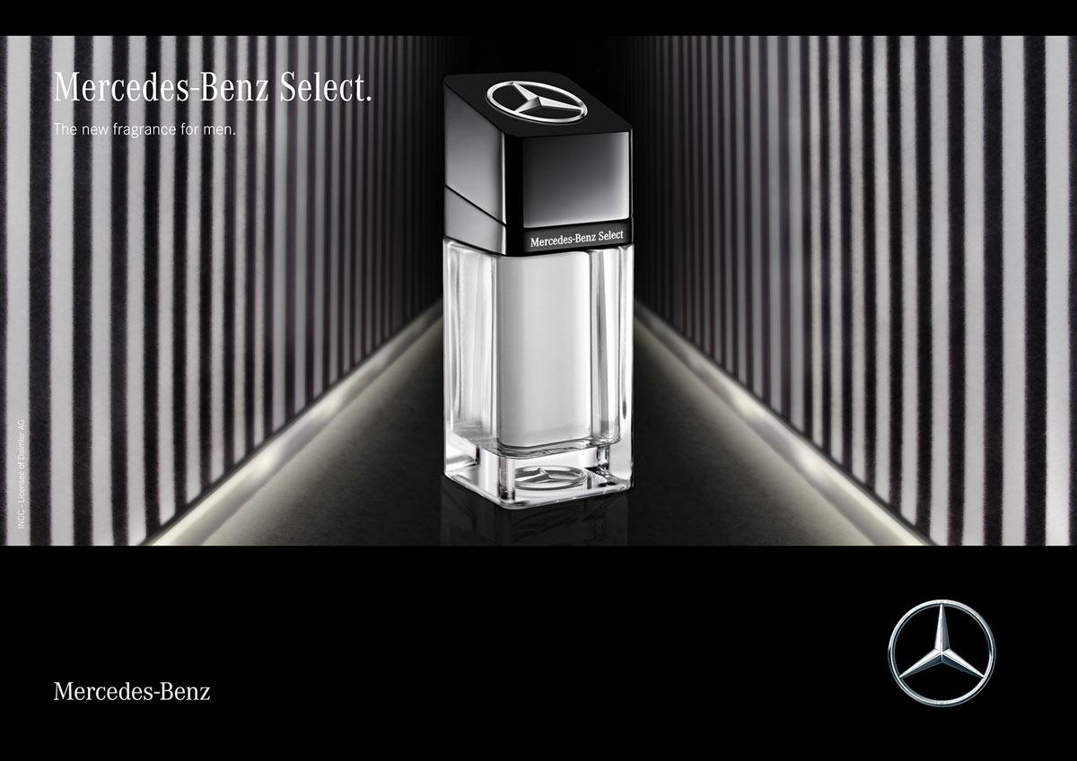 Mercedes benz select mercedes benz cologne a new for Mercedes benz for men