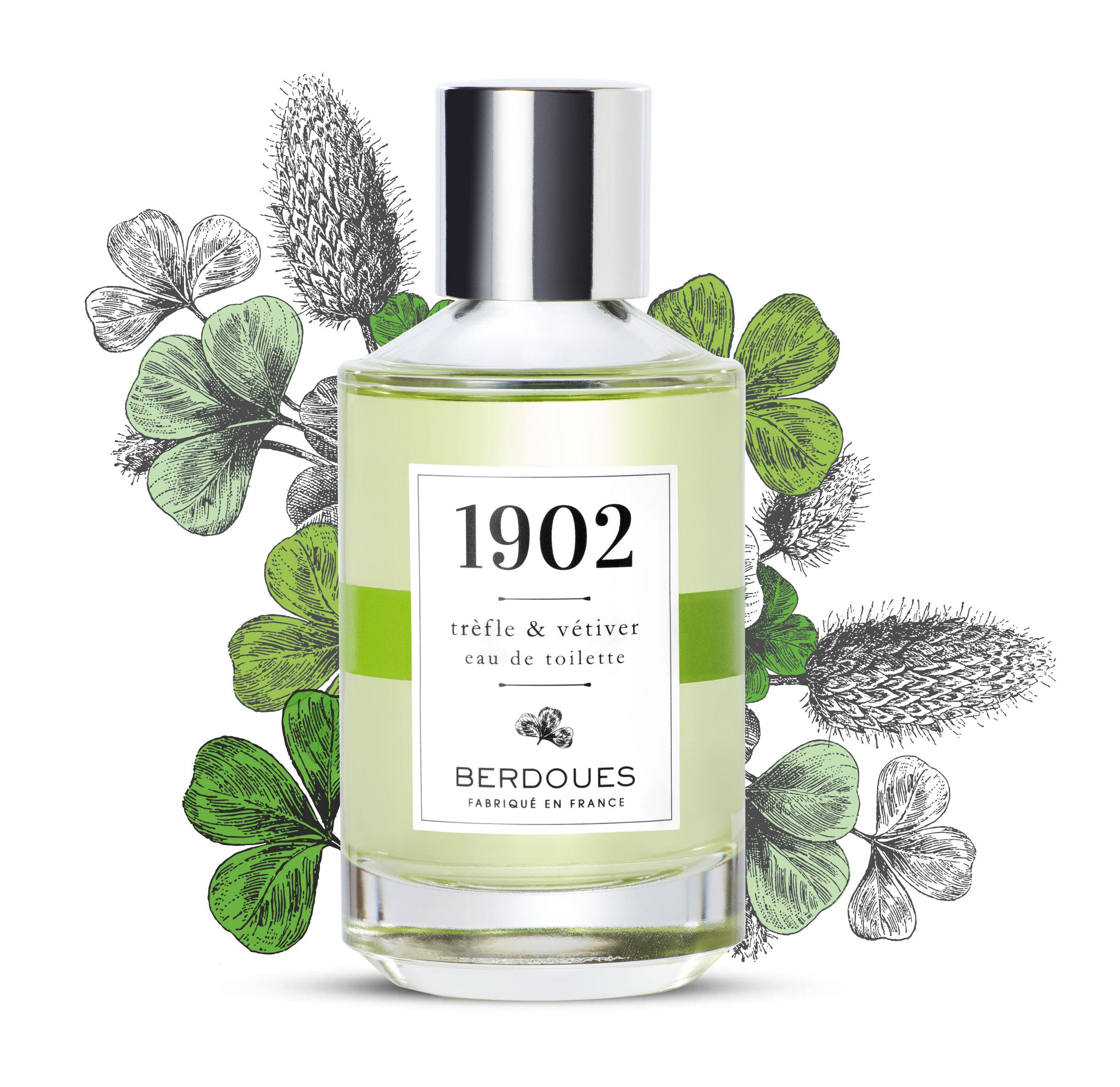 trefle vetiver parfums berdoues parfum un nouveau parfum pour homme et femme 2017. Black Bedroom Furniture Sets. Home Design Ideas