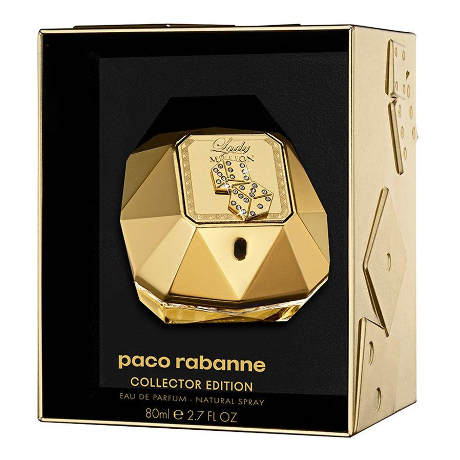 lady million monopoly collector edition paco rabanne. Black Bedroom Furniture Sets. Home Design Ideas