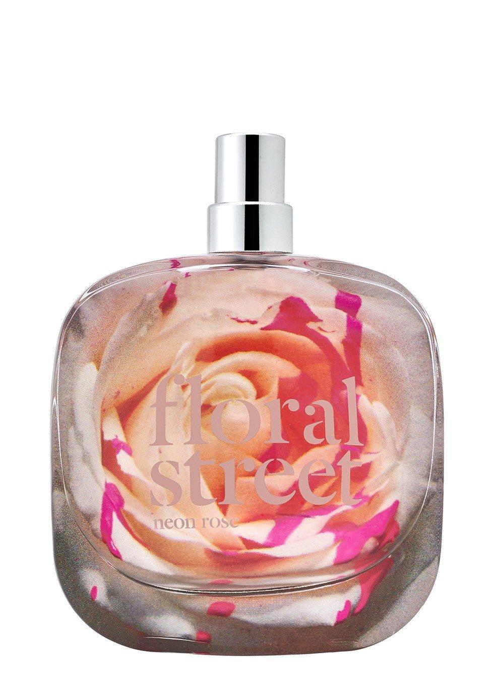 neon rose floral street parfum ein neues parfum f r frauen und m nner 2017. Black Bedroom Furniture Sets. Home Design Ideas