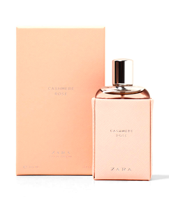 New Zara Zara Cashmere Rose For Women