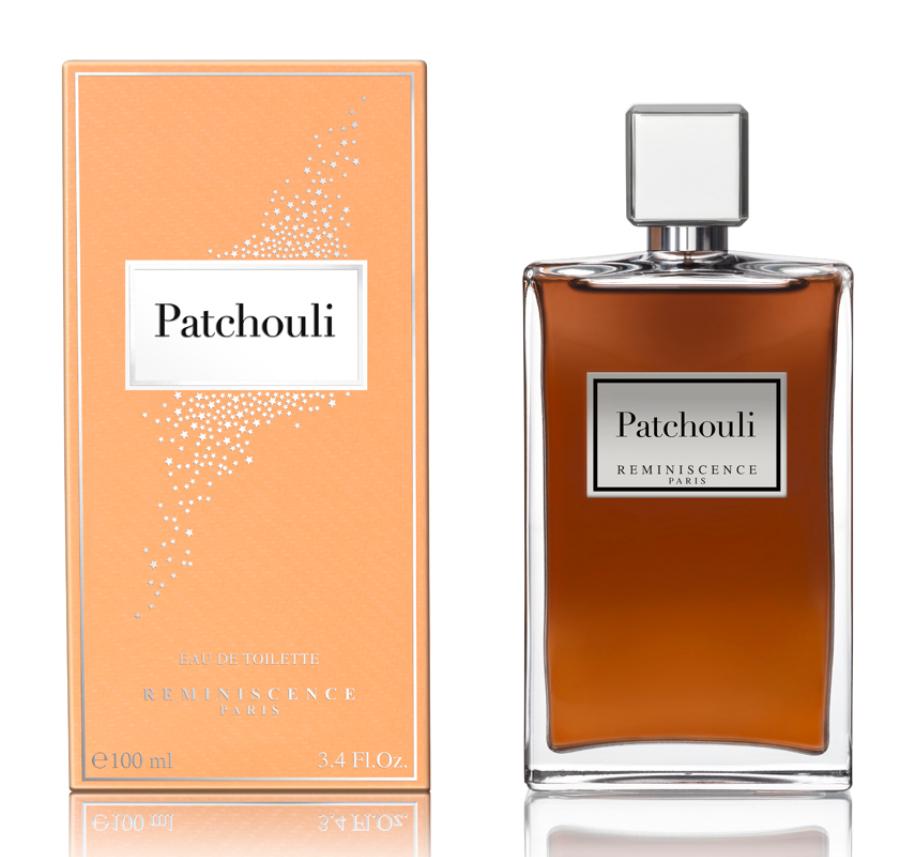 Fragrance patchouli