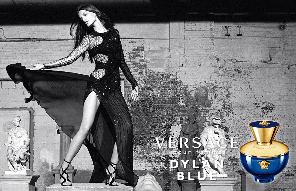 Fragrance Review Versace Dylan Blue Pour Femme 2017 Fragrance