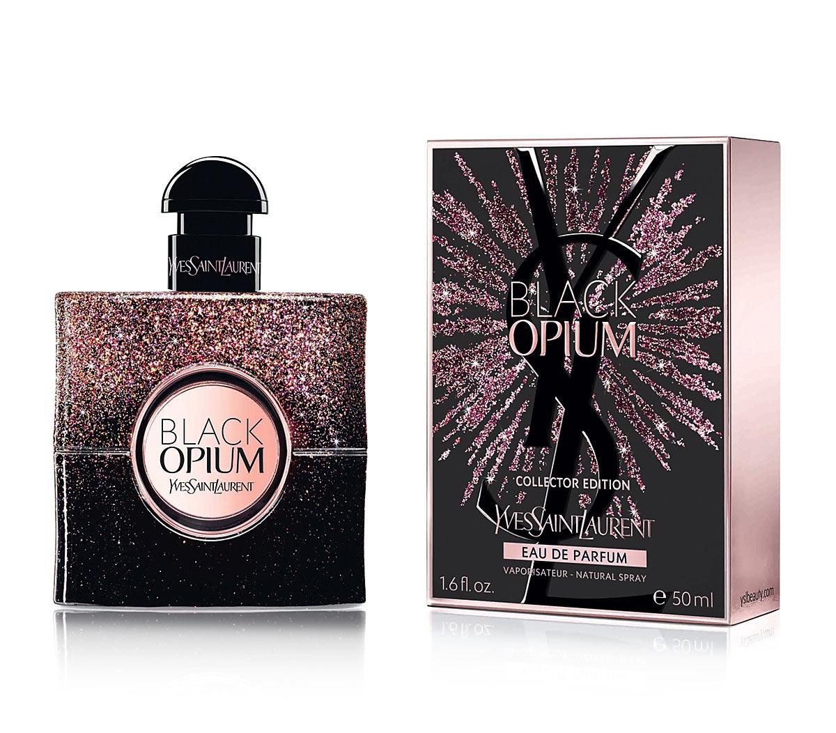 0b12500cc79 Thread: NEW: Yves Saint Laurent - Black Opium Firework Collection Edition  For Women!