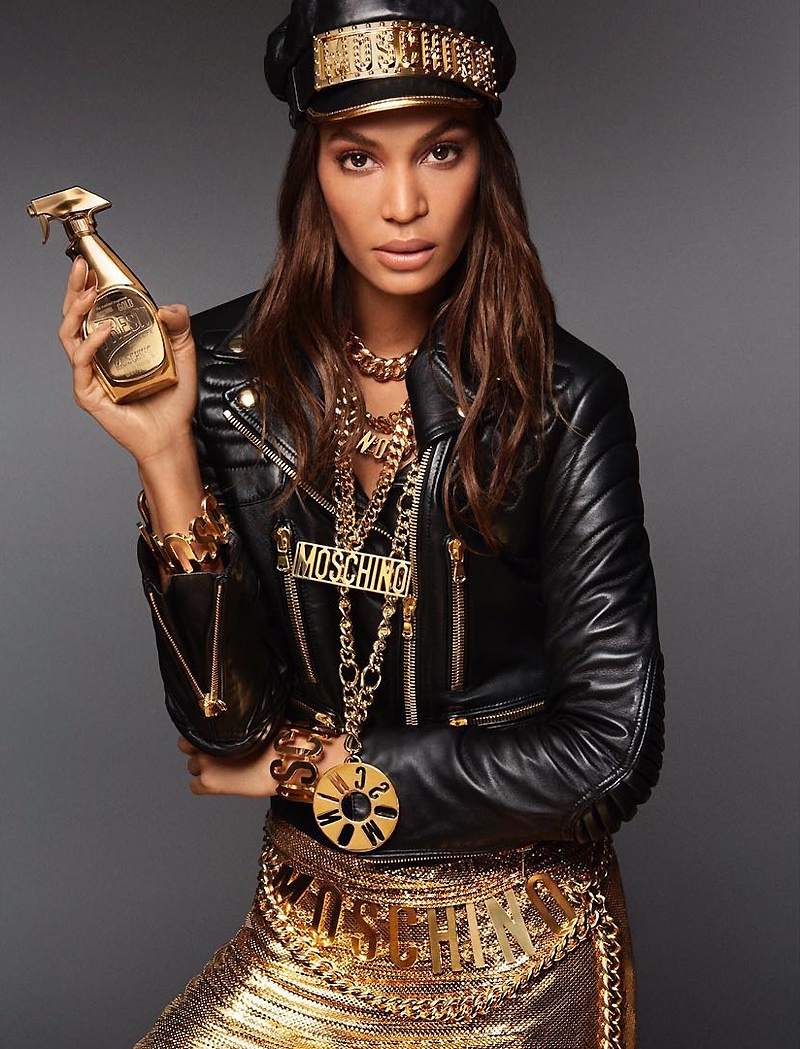 Gold Fresh Couture Moschino perfume - a new fragrance for ...