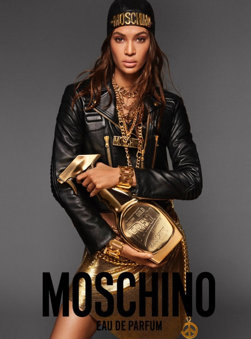 Gold Fresh Couture Moschino Perfume A New Fragrance For