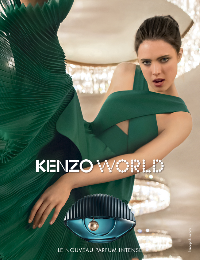 kenzo world intense kenzo perfume a new fragrance for. Black Bedroom Furniture Sets. Home Design Ideas