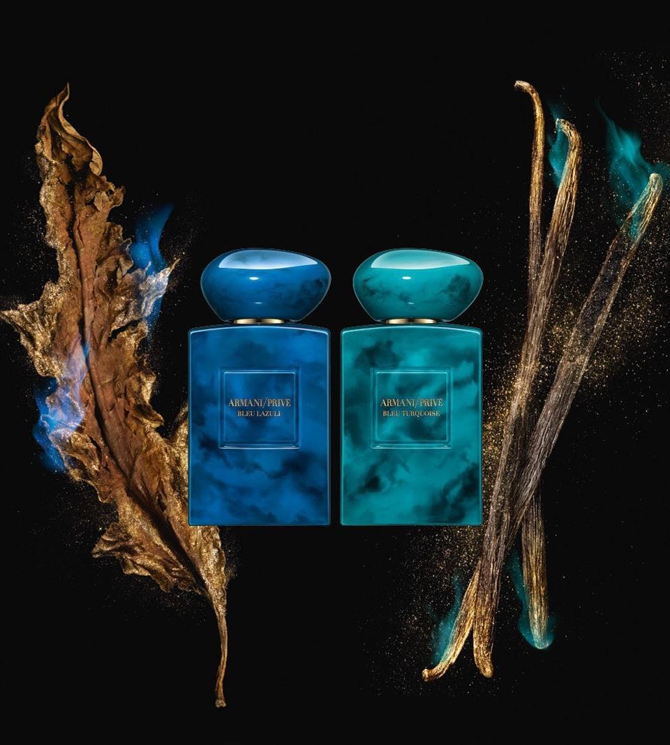 armani priv bleu lazuli giorgio armani parfum ein neues. Black Bedroom Furniture Sets. Home Design Ideas