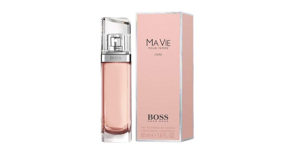 boss ma vie l 39 eau hugo boss parfum ein neues parfum f r. Black Bedroom Furniture Sets. Home Design Ideas
