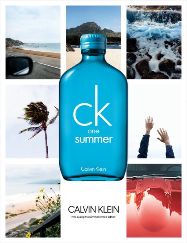 ck one summer 2018 calvin klein parfum ein neues parfum. Black Bedroom Furniture Sets. Home Design Ideas