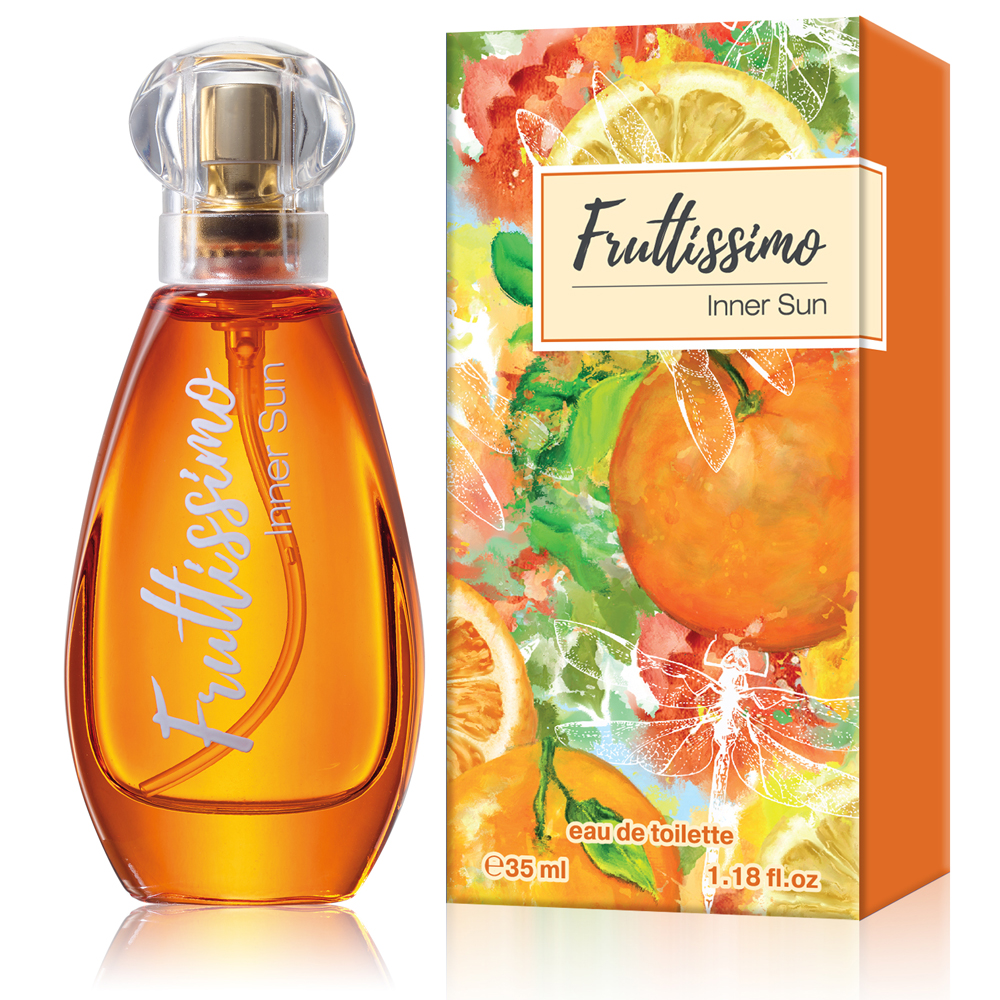 NEW  Brocard - Fruttissimo Collection of 4 Scents For Women! a4598b12d21a1