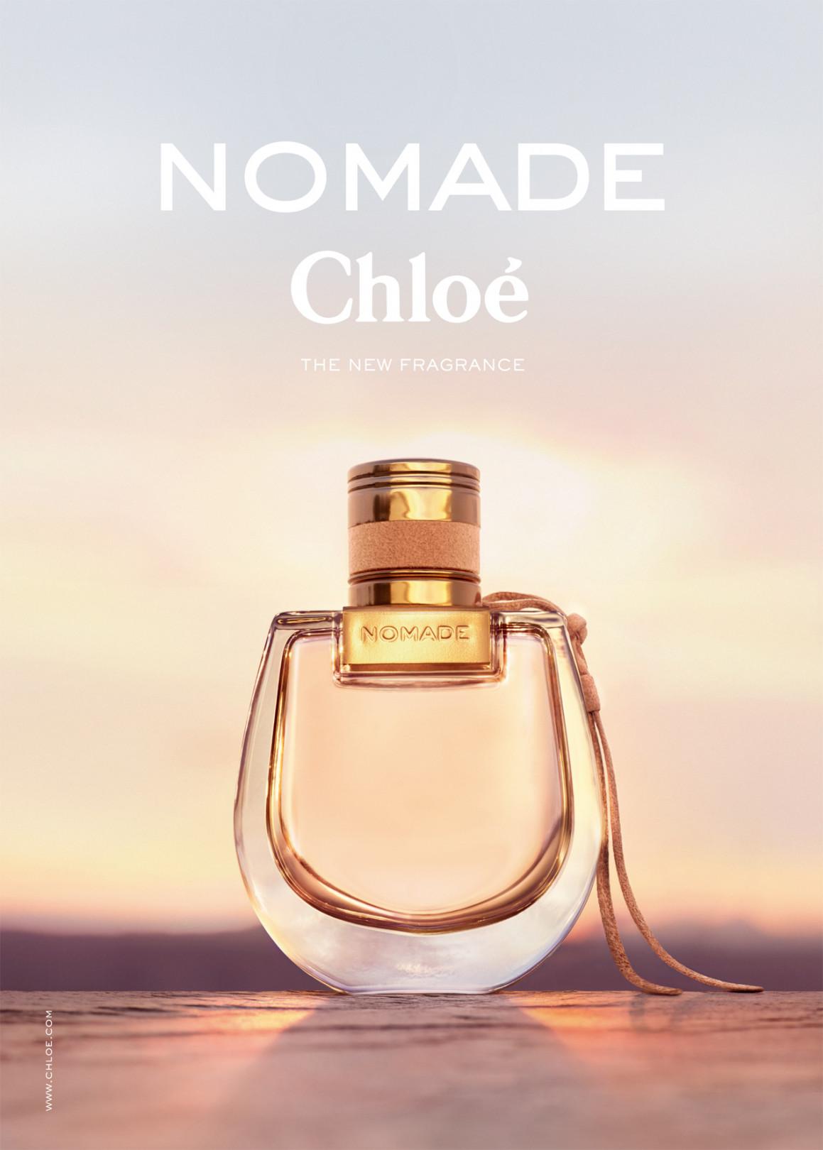 Nomade Chloe perfume - a new fragrance for women 2018