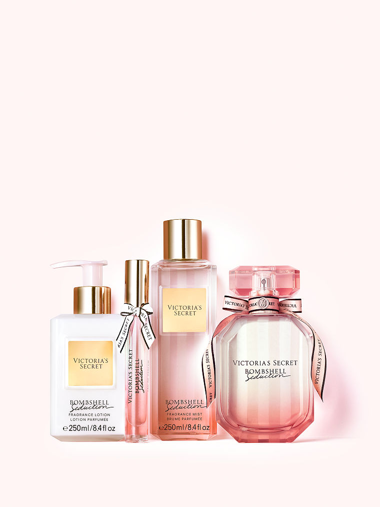 bombshell seduction eau de parfum victoria 39 s secret perfume a new fragrance for women 2018. Black Bedroom Furniture Sets. Home Design Ideas