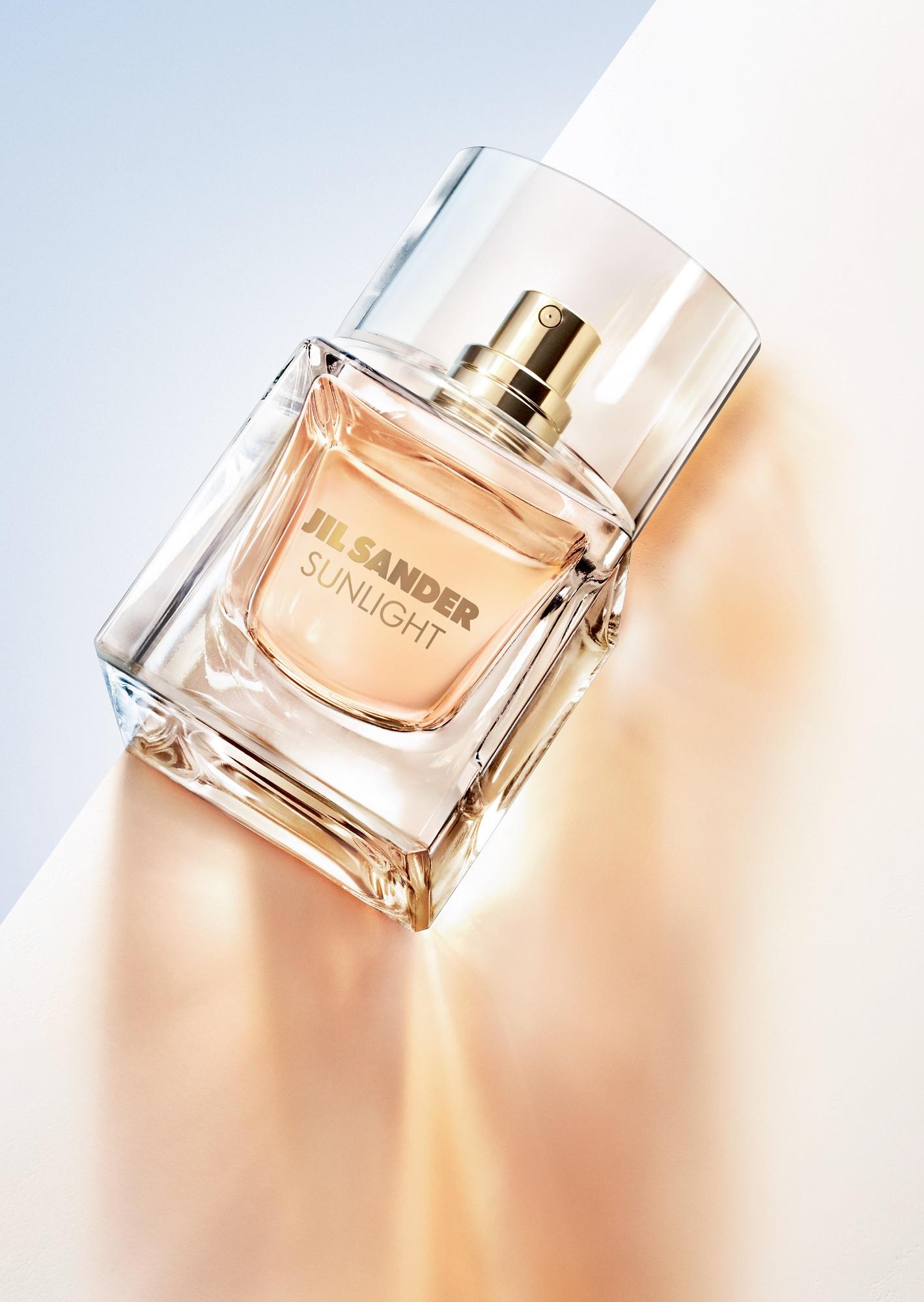 sunlight jil sander parfum un nouveau parfum pour femme 2018. Black Bedroom Furniture Sets. Home Design Ideas