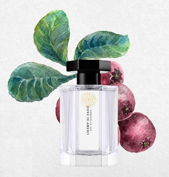 champ de baies l 39 artisan parfumeur perfume a new fragrance for women and men 2018. Black Bedroom Furniture Sets. Home Design Ideas