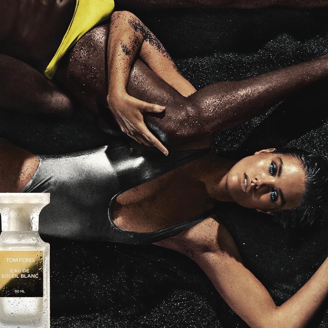 Eau De Soleil Blanc Tom Ford Perfume A New Fragrance For