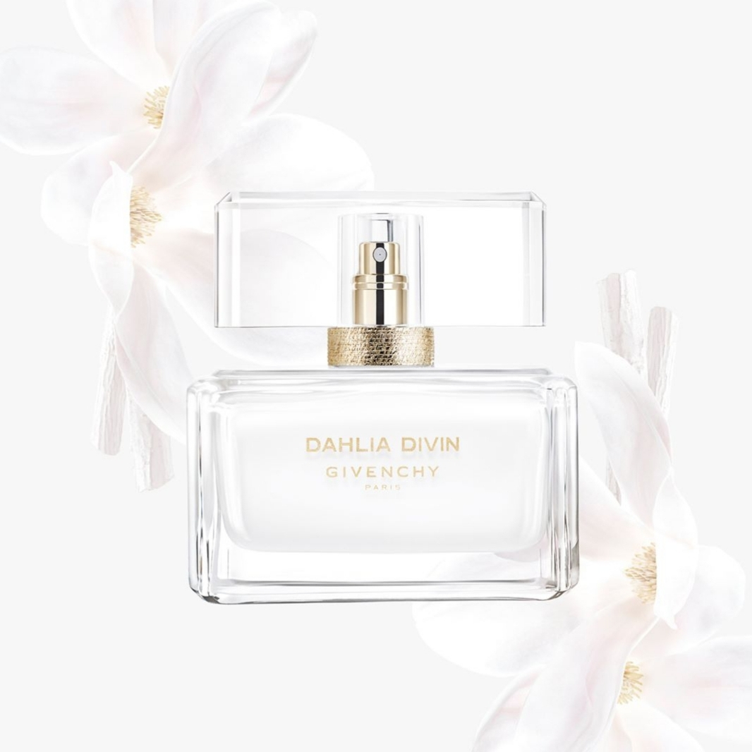 Aroma Dahlia Noir from Givenchy: description, reviews 28
