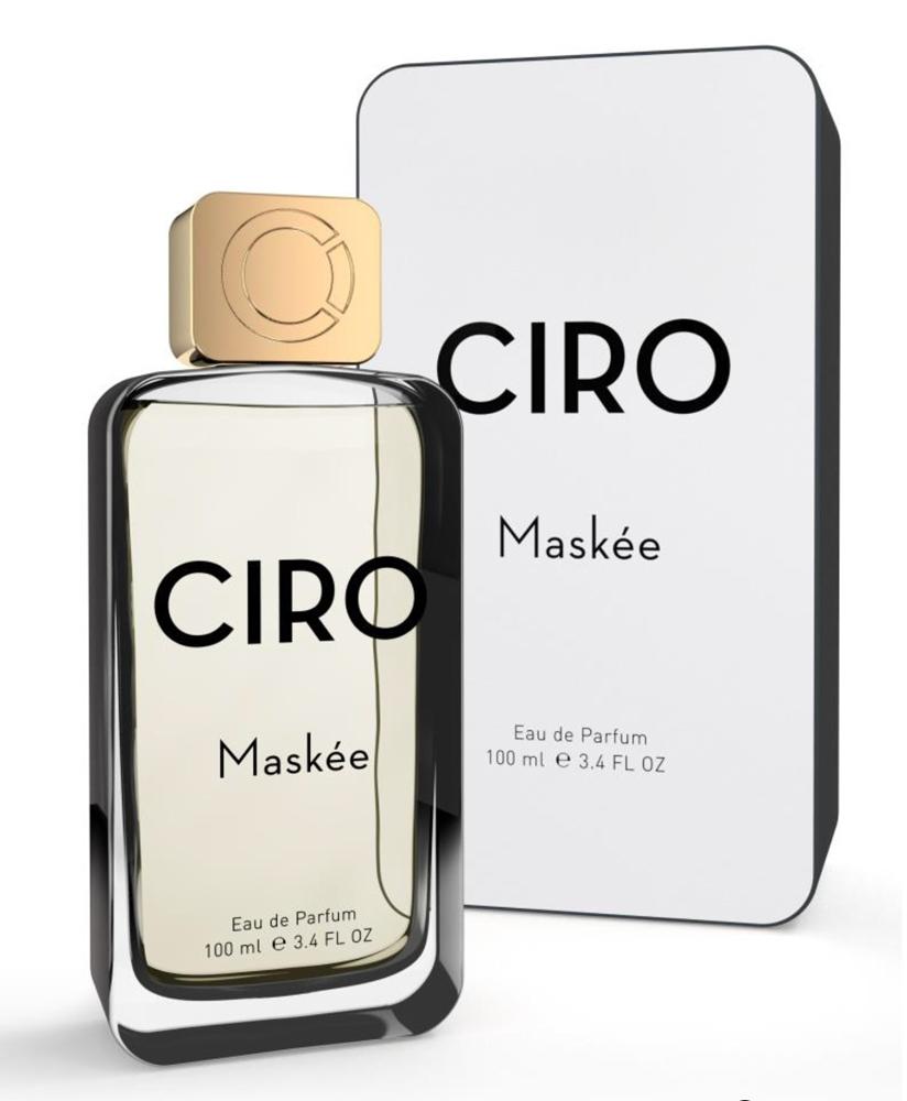 maskee parfums ciro parfum un nouveau parfum pour homme. Black Bedroom Furniture Sets. Home Design Ideas