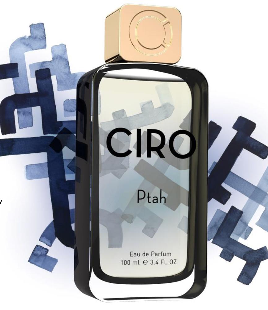 ptah parfums ciro parfum un nouveau parfum pour homme et. Black Bedroom Furniture Sets. Home Design Ideas