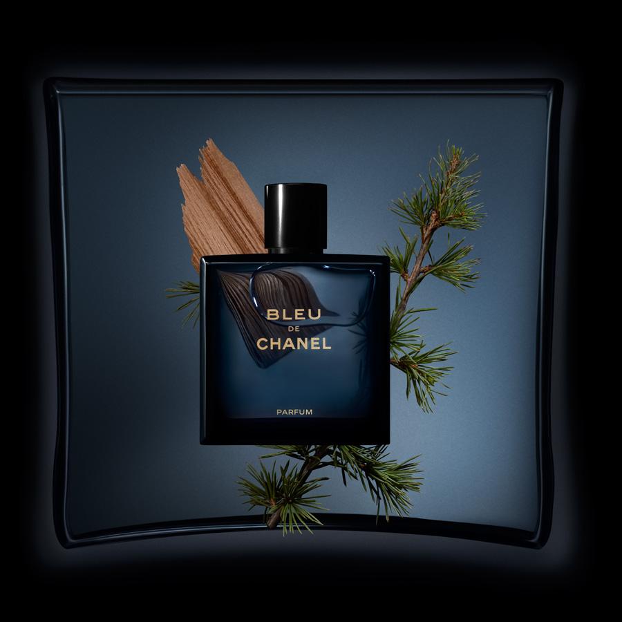 Bleu de Chanel Parfum Chanel cologne - a new fragrance for