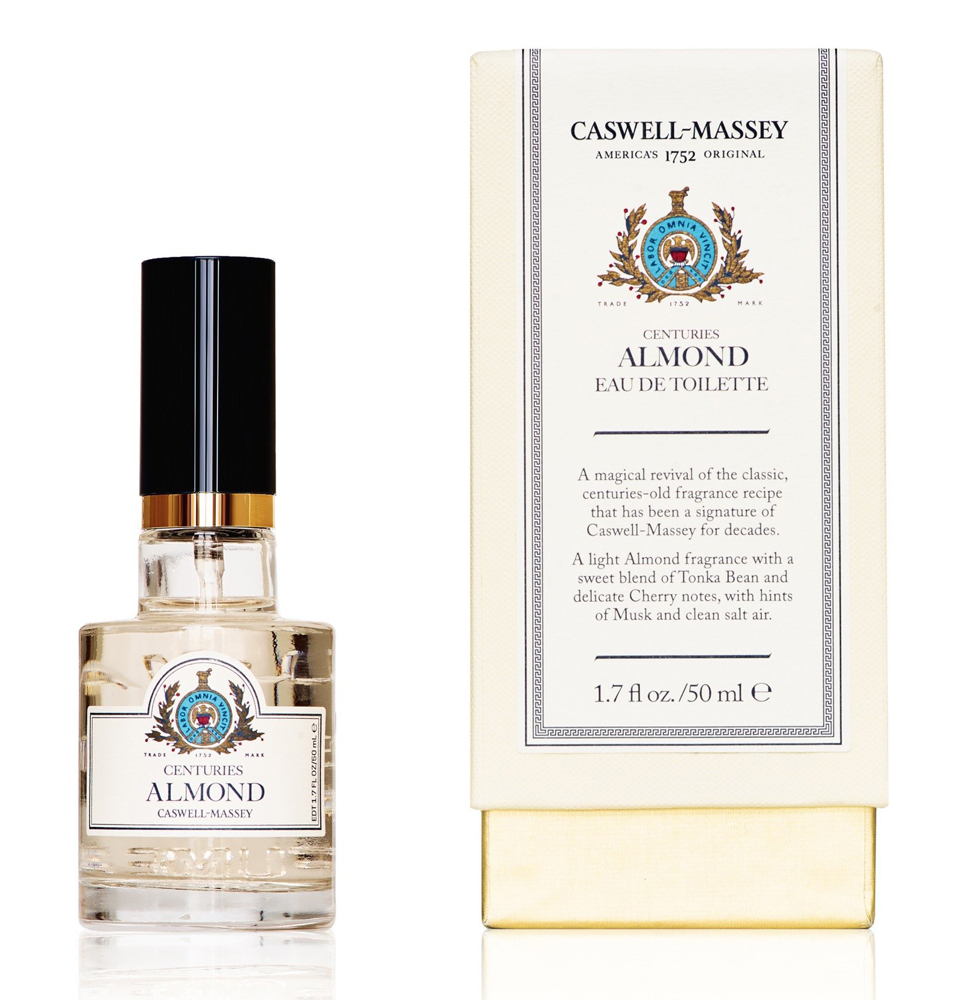 Caswell-Massey Centuries Almond EDT