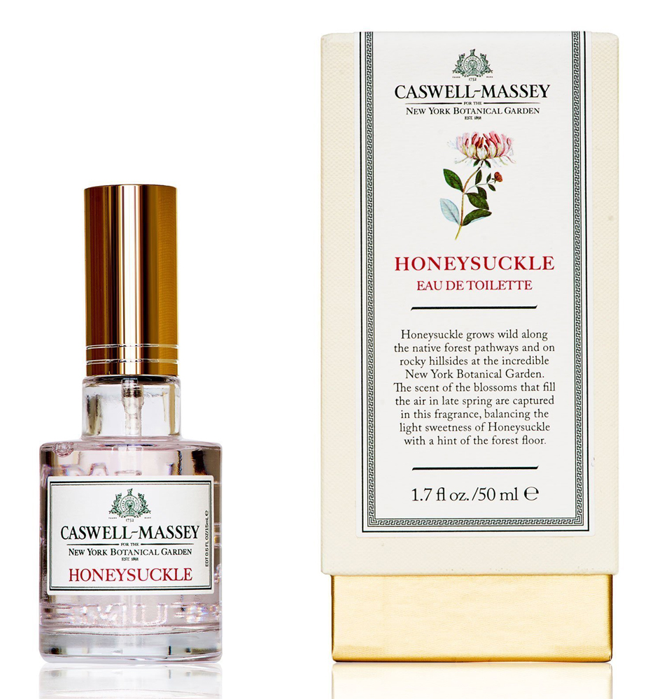 Caswell-Massey Honeysuckle