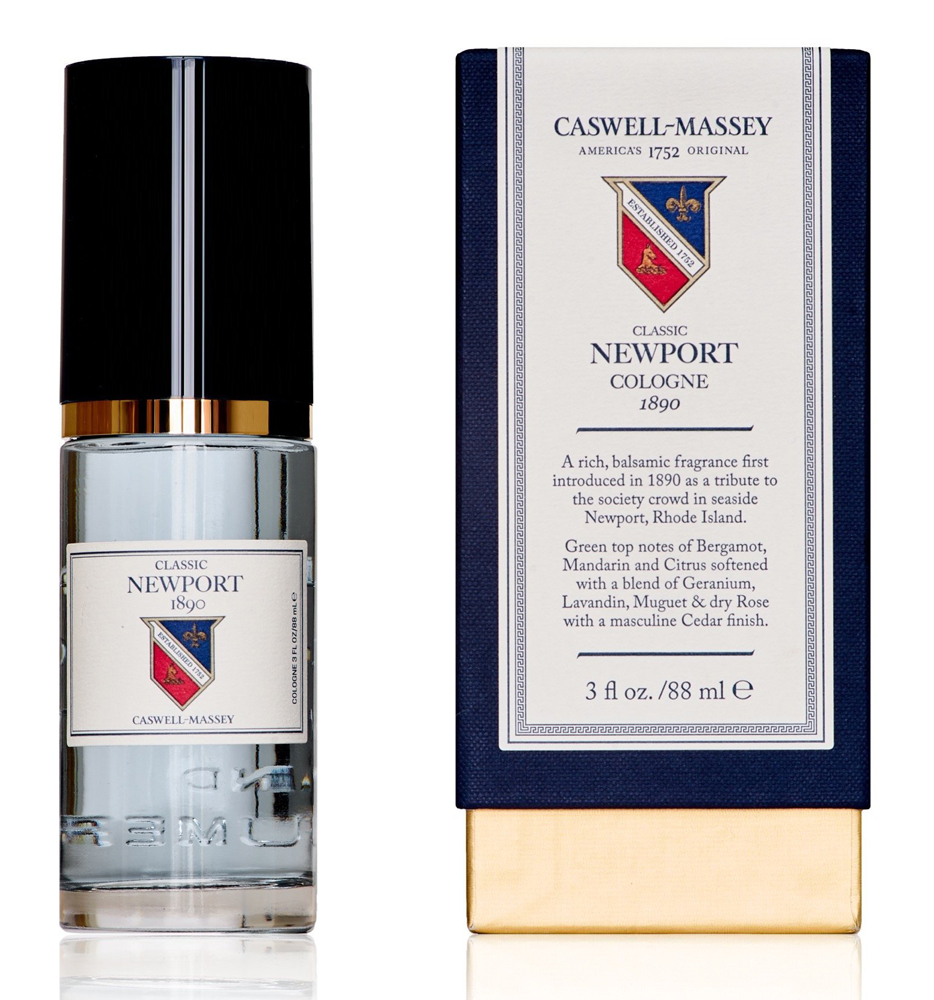 Caswell-Massey Classic Newport EDT