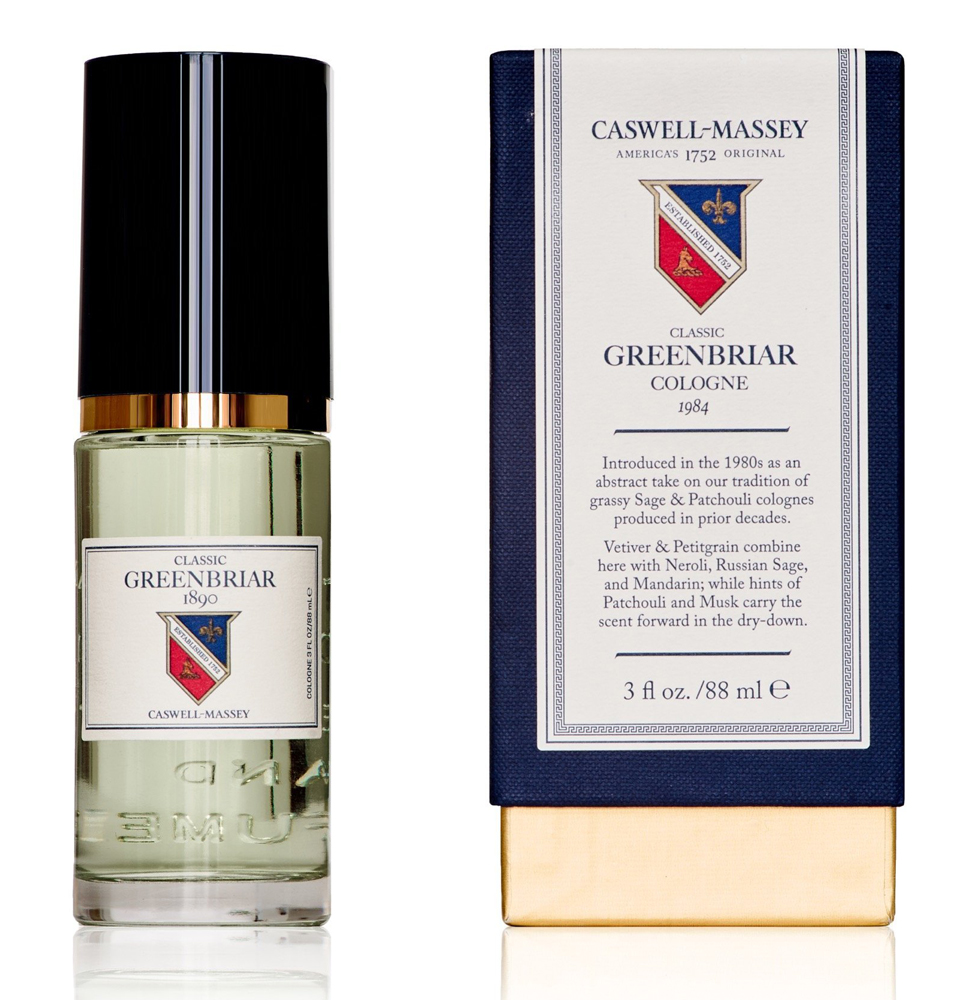 Caswell-Massey Classic Greenbriar EDT
